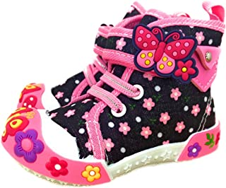 ENARI Toddler Girl Shoes Sneakers Shoes for Girls