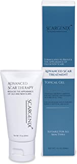 Scargenix Healing Gel gets rid of Old and New Scars