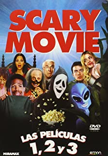 Scary Movie 1+2+3 --- IMPORT ZONE 2 ---