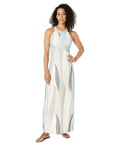 Prana Calexico Maxi Dress (Fawn Wavy) Women