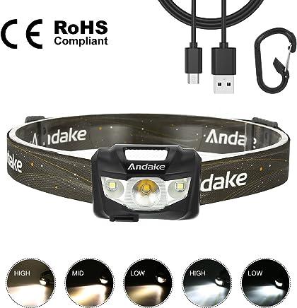 Andake Adjustable Headlamps