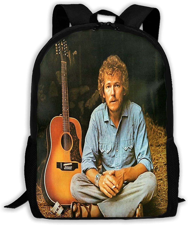 Gordon Lightfoot Backpack Multi-Function Product Trav Daypack Bag Laptop Free Shipping New
