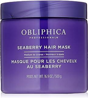 Obliphica Professional 粗Seaberryマスクにミディアム、16.9オンス