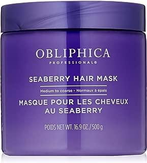 Obliphica Professional Medium to Coarse Seaberry Mask, 16.9 oz