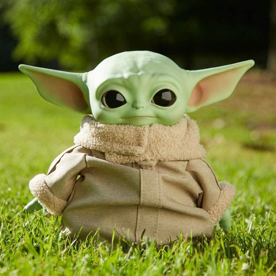 Disney Purchase Star Wars Baby El Paso Mall Yoda the Plush Tall 11