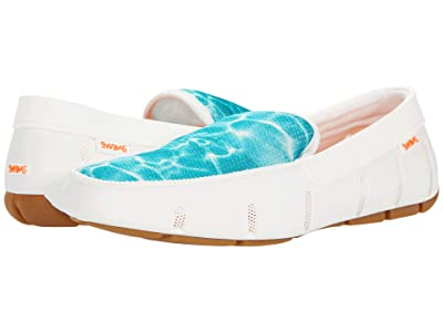 SWIMS Pool Print Venitian Loafer