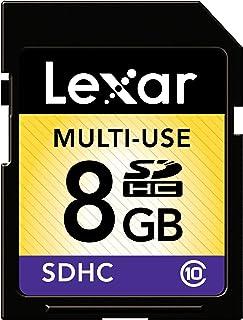 Cartão de Memória Lexar SDHC 8GB Classe 4