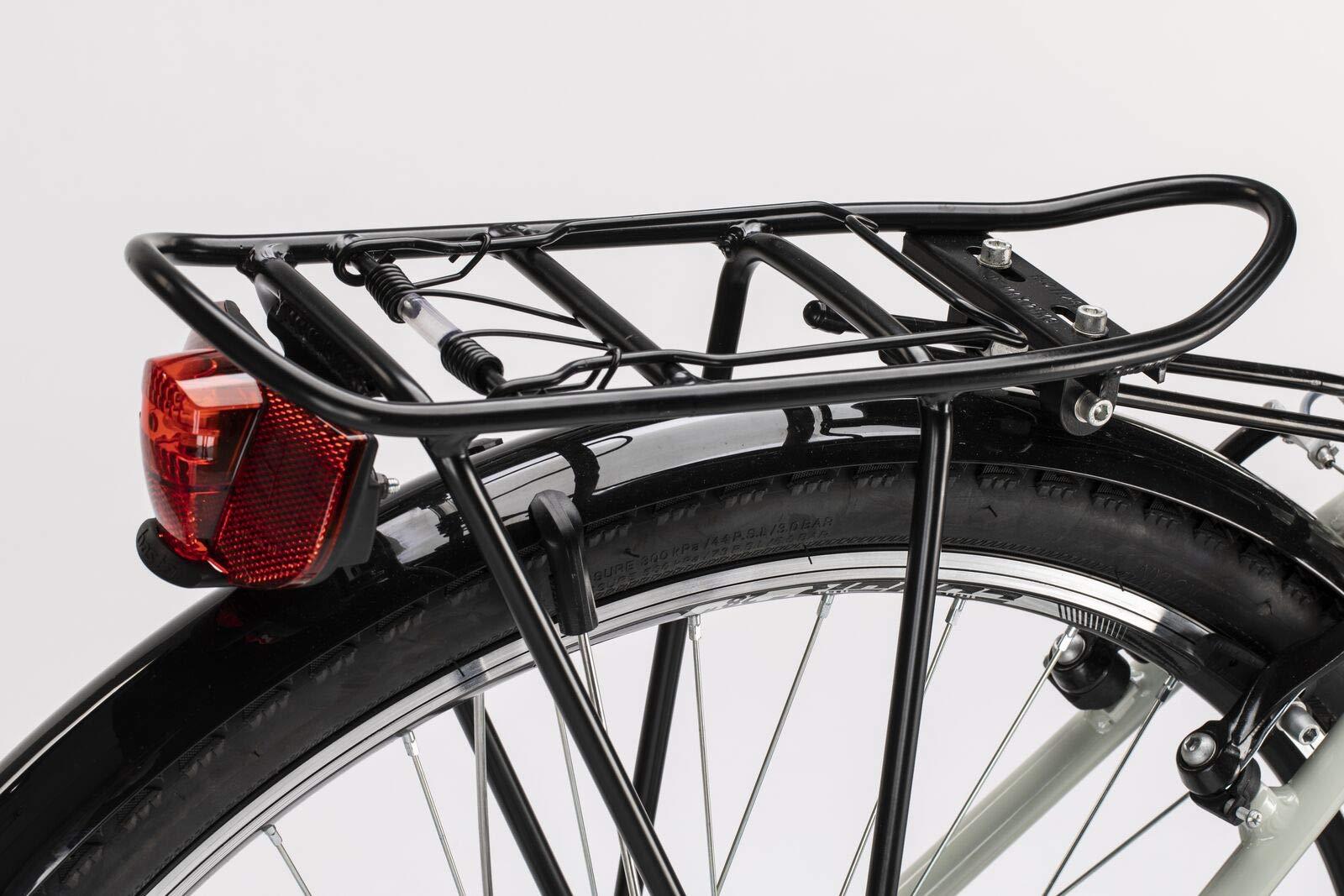 Bicicleta CONOR CITY MIXTA MAN GRIS. Bicicleta para ciudad dos ruedas. Bici urbana para adultos para dar paseos. Bike desplazarse cómodamente por la ciudad. Ruedas 28 pulgadas. Cambio de 8 velocidades: Amazon.es: