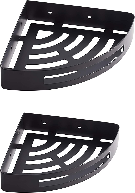 Corner Shelf shipfree For Bathroom specialty shop Perforated Per Draining Bottom