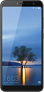 Hisense Infinity F24 16GB GSM Unlocked Smartphone, Black + Mint Mobile SIM Card (8GB of 4G LTE Data + Unlimited Talk & Text for 3 Months)