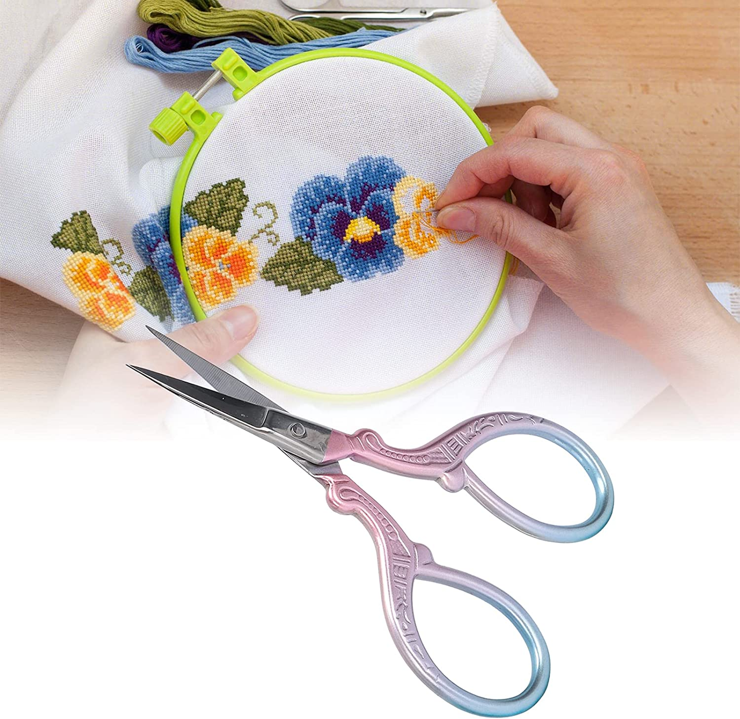 Sewing Shears Durable Comfortable Practical Ranking TOP14 San Diego Mall Craft Scissors for