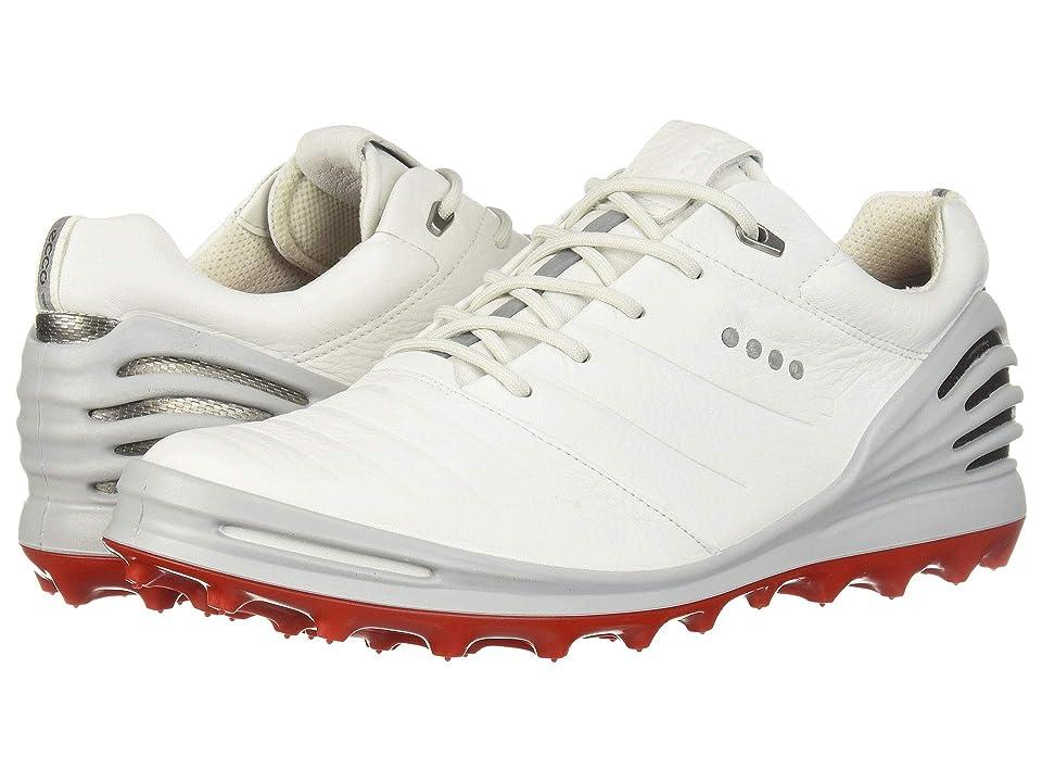 ECCO Golf Cage Pro GORE-TEX(r) 2 (Bright White) Men