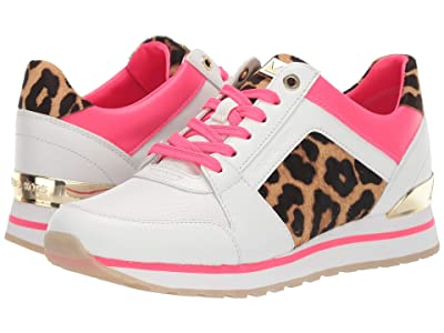 MICHAEL Michael Kors Billie Trainer (Optic White/Multi) Women