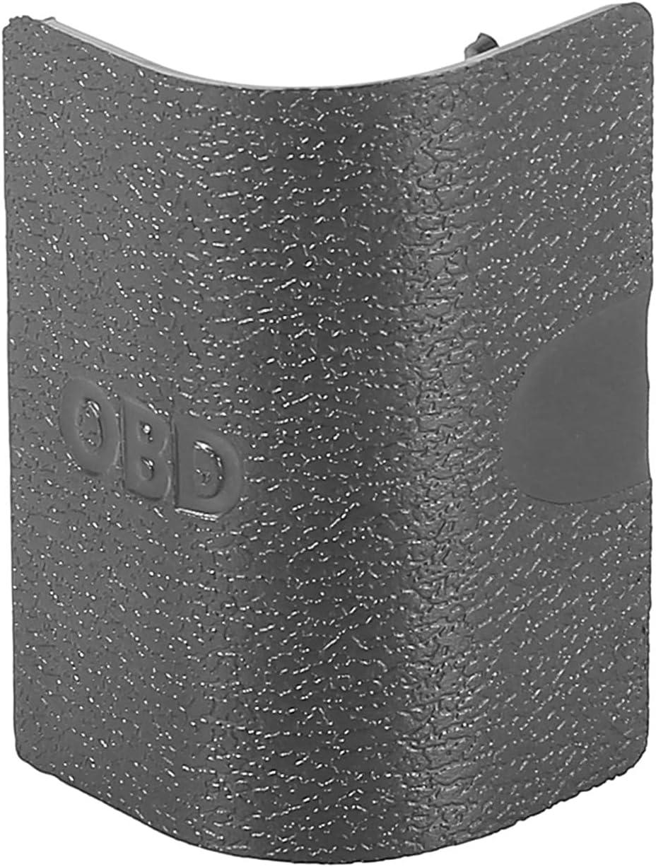Sales for sale X AUTOHAUX 51437243111 Car Front Left Black OBD Plug Cover Nashville-Davidson Mall Plast