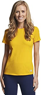 Russell Athletic Women's Essential Short Sleeve Tee T-Shirt