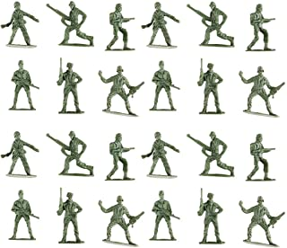Rhode Island Novelty Classic Assorted Toy Soldiers in Poses 288-Count