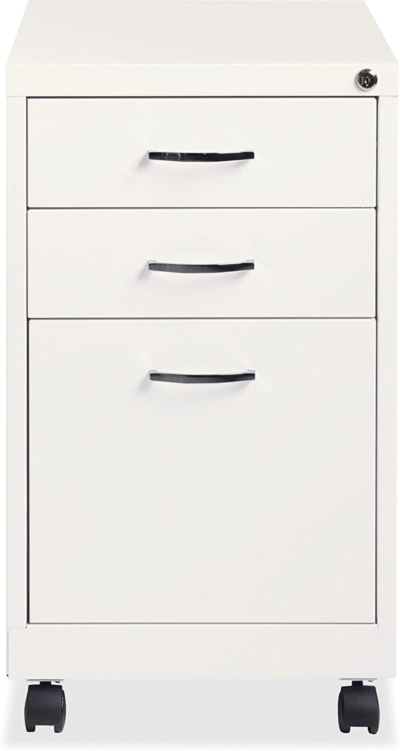 Lorell Fees free!! SOHO File White Cheap super special price Cabinet 26x19x15