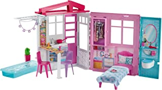 Barbie House, Furniture and Accessories FXG54