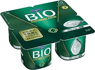 【冷蔵】【6個】 ビオ プレーン 加糖 4ポット