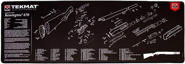 TekMat Ultra Gun Mat for use with Remington 870