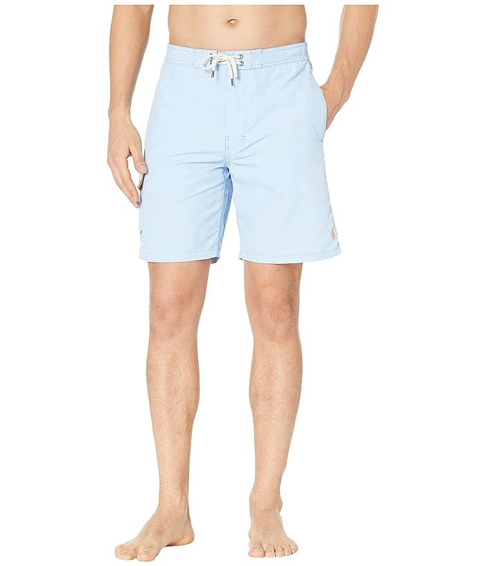Polo Ralph Lauren Kailua Swim Trunks (Baby Blue) Men