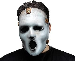 FunWorld Men's MTV'S Scream Movie Killer Scary Theme Party Halloween Costume Mask