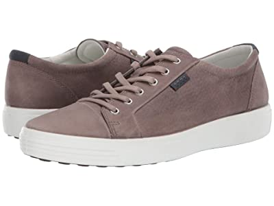ECCO Soft 7 City Sneaker (Moon Rock) Men