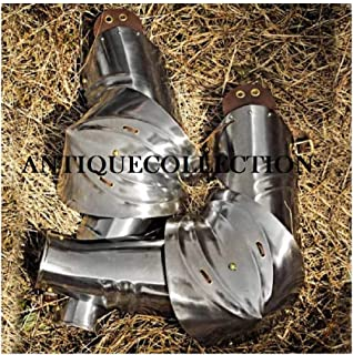 German Gothic Rerebrace, Vambrace & Couter Armor
