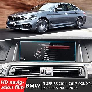 RUIYA Proteggi schermo in vetro temperato per BMW X3 G01 2018 Sistema di navigazione,Pellicola protettiva HD 6,5 pollice
