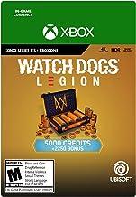 Watch Dogs Legion 7,250 WD Credits Xbox One [Digital Code]