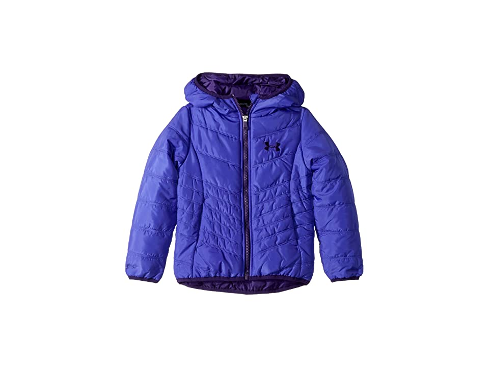 Under Armour Kids UA Prime Puffer (Little Kids) (Constellation Purple) Girl