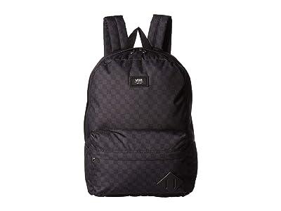 Vans Old Skool III Backpack (Black/Charcoal) Backpack Bags