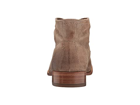 Suede Oiled Brown Frye Carly SuedeTaupe Chukka Oiled UqUYZw