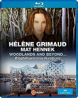 エレーヌ・グリモー~ピアノ・リサイタル「ウッドランド・アンド・ビヨンド」 (Hélène Grimaud - Woodlands and beyond…) [Blu-ray] [Import] [日本語帯・解説付] [Live]