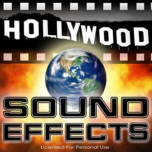 Hollywood Sound Effects - Volume 1 by Hollywood Sound