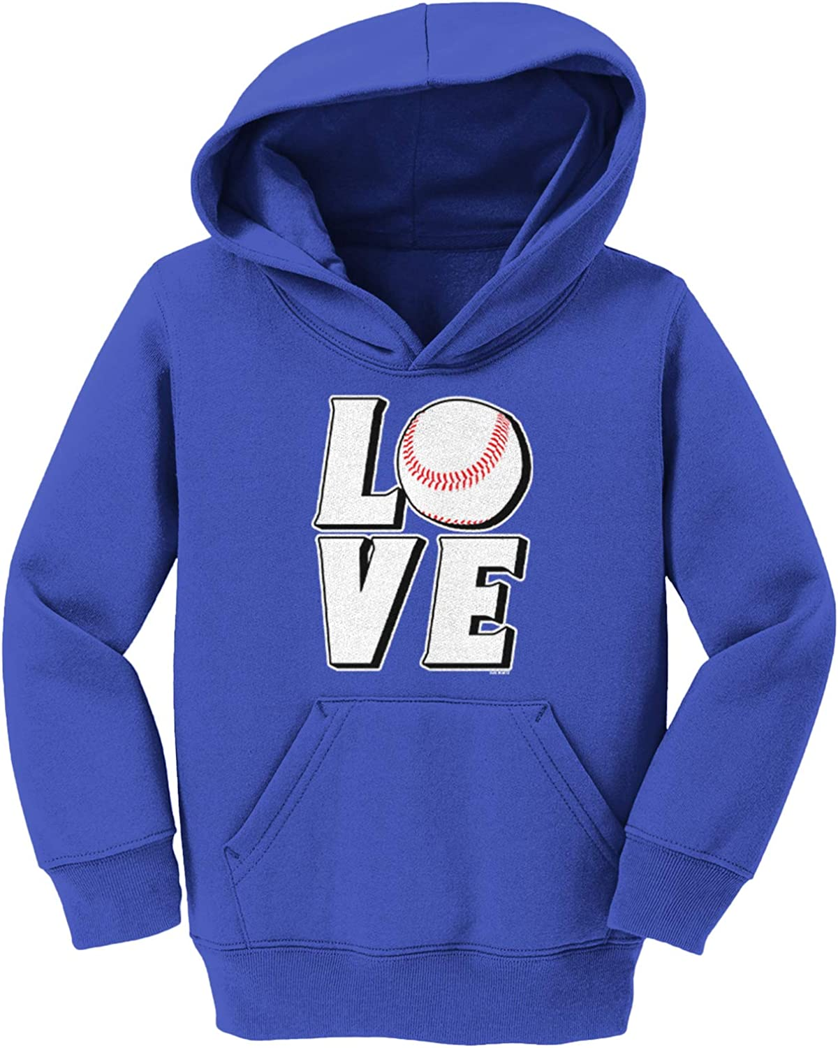 Love Baseball - Super sale Sports Future All Toddler Hood Fleece Challenge the lowest price Youth Star