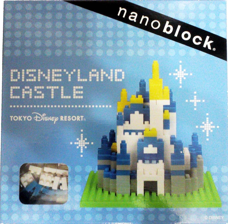 Nanoblock Nano Block Tokyo Disneyland Cinderella Castle (japan import)
