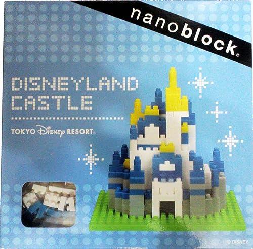 compras en linea Nanoblock Nano Block Tokyo Disneyland Disneyland Disneyland Cinderella Castle (japan import)  Tienda de moda y compras online.