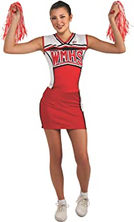 Costume Women's Glee Cheerios Teen Cheerleader Costume