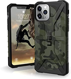 Urban Armor Gear UAG iPhone 11 Pro Max Case, Pathfinder SE Feather-Light Rugged Protection Case/Cover Designed for iPhone 11 Pro Max (6.5 inch) (Military Drop Tested) - Forest Camo