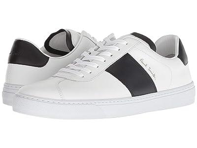 Paul Smith Levon Sneaker (White/Black) Men