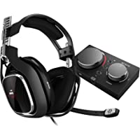 ASTRO Gaming A40 TR Gaming Headset + MixAmp Pro TR PS4