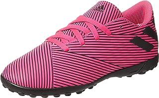 adidas Nemeziz 19.4 TF Çocuk Pembe Halı Saha Ayakkabısı (F99936) 32