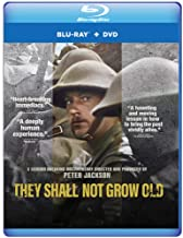 They Shall Not Grow Old [Blu-ray]