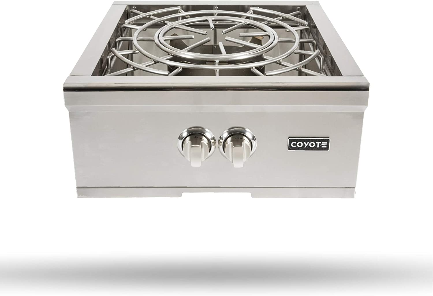 Coyote Built-In Propane OFFicial shop Gas - Power Max 70% OFF Burner C1PBLP