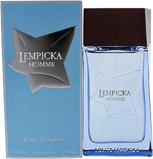 Lolita Lempicka Homme Eau De Toilette for Men, 100 ml