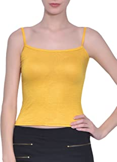 Fabme Women's Cotton Camisole