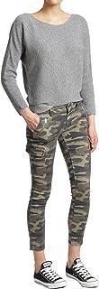 Mavi Women's Juliette Mid Rise Skinny Cargo Pants