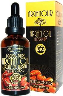comprar comparacion Arganour Argán 100% Puro Aceite Corporal - 50 ml