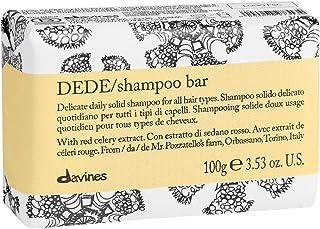 Davines DEDE Shampoo Bar, 100 g.